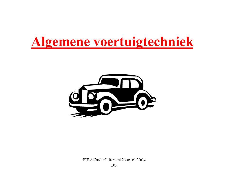 Algemene voertuigtechniek