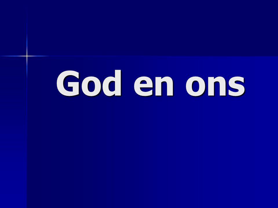 God en ons