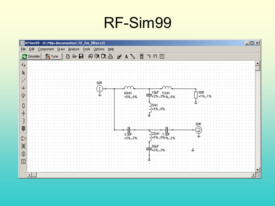 RF-Sim99
