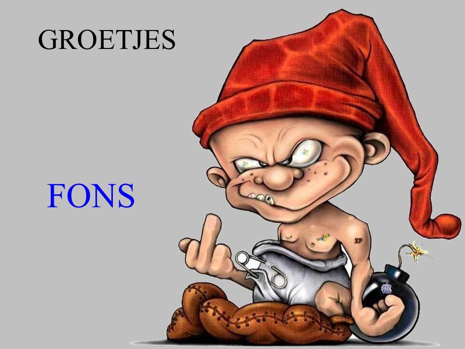 GROETJES FONS