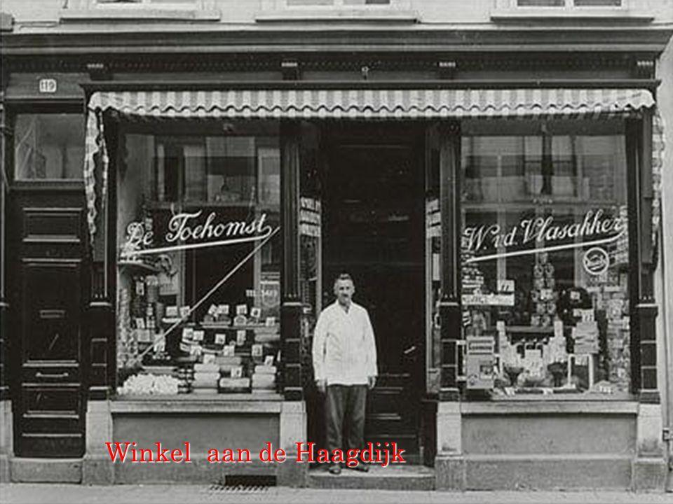 Herkent u dit nog Winkel aan de Haagdijk