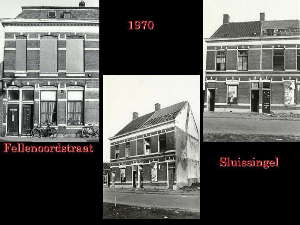 1970 Fellenoordstraat Sluissingel