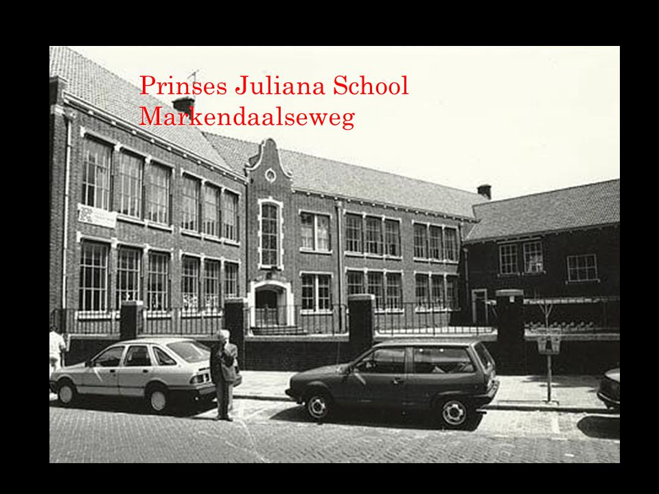 Prinses Juliana School Markendaalseweg