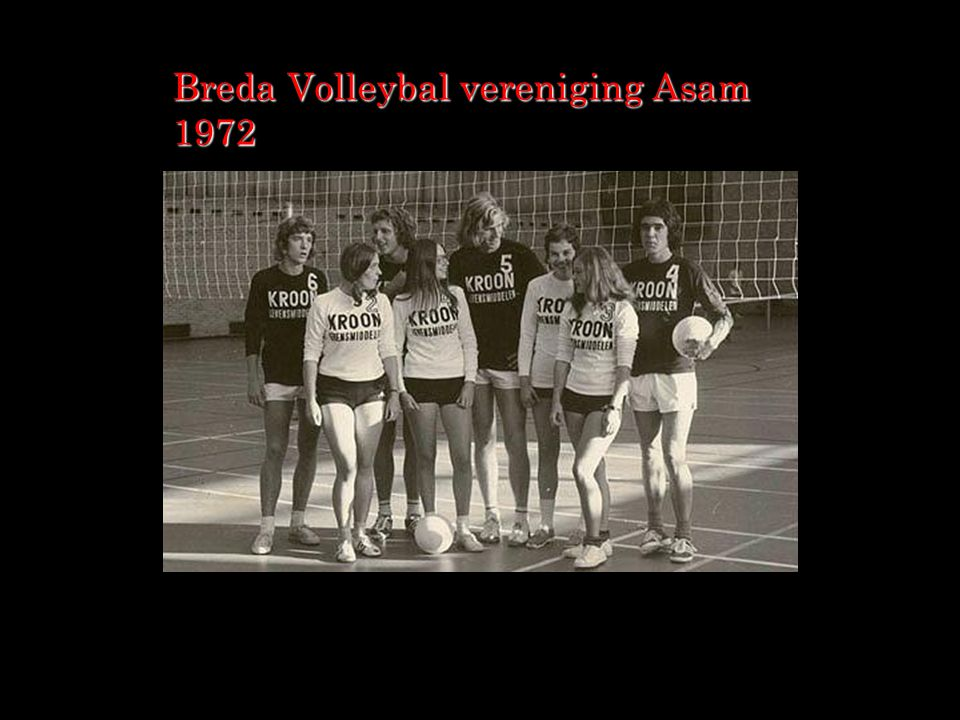 Breda Volleybal vereniging Asam 1972