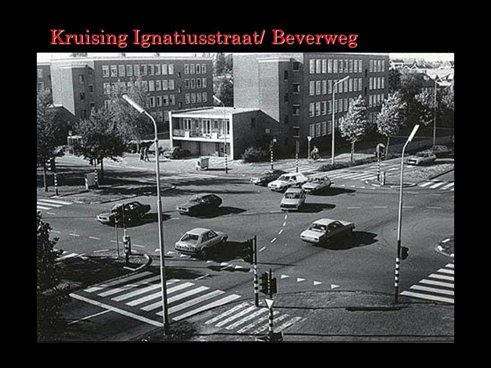 Kruising Ignatiusstraat/ Beverweg