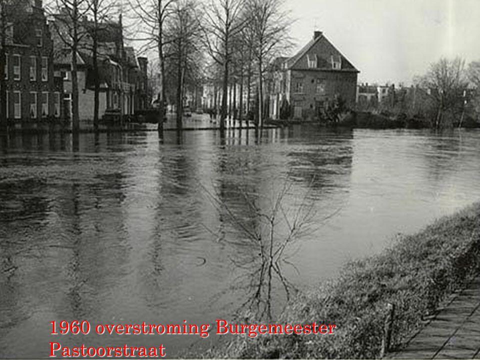 1960 overstroming Burgemeester Pastoorstraat