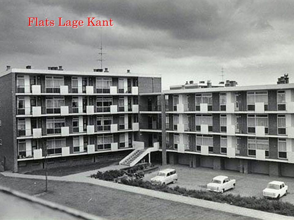 Flats Lage Kant Flats Lage Kant jaren 50