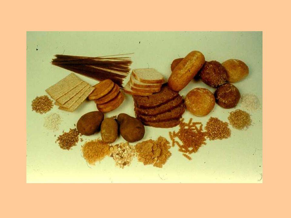 Het is aan te raden om veel vezelrijke voedingsmiddelen zoals bruin of vol-korenbrood, volle deegwaren, zilvervliesrijst, havermout, muësli, groenten en fruit te gebruiken.