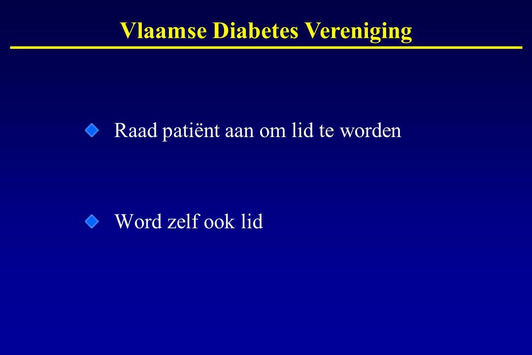 Vlaamse Diabetes Vereniging