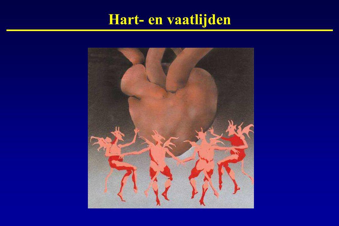 Hart- en vaatlijden -De slagaders voorzien de lichaamsweefsels van bloed, rijk aan zuurstof en voedingsstoffen.