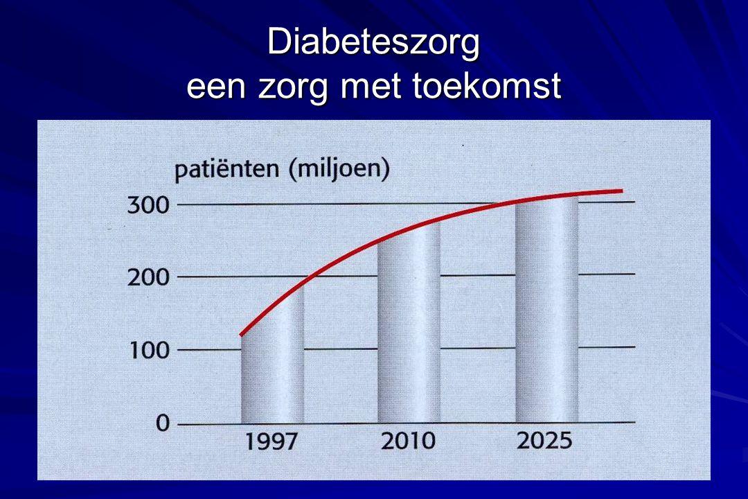 Diabeteszorg een zorg met toekomst