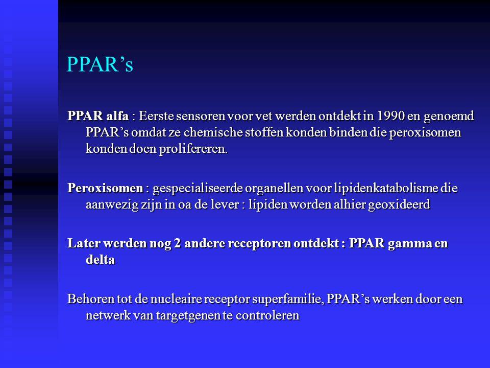 PPAR's