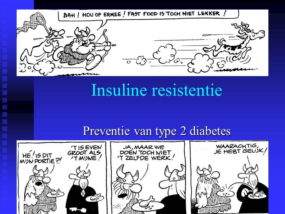 Preventie van type 2 diabetes