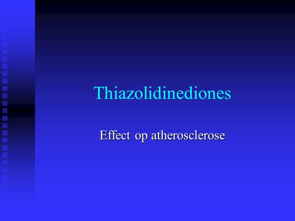 Effect op atherosclerose