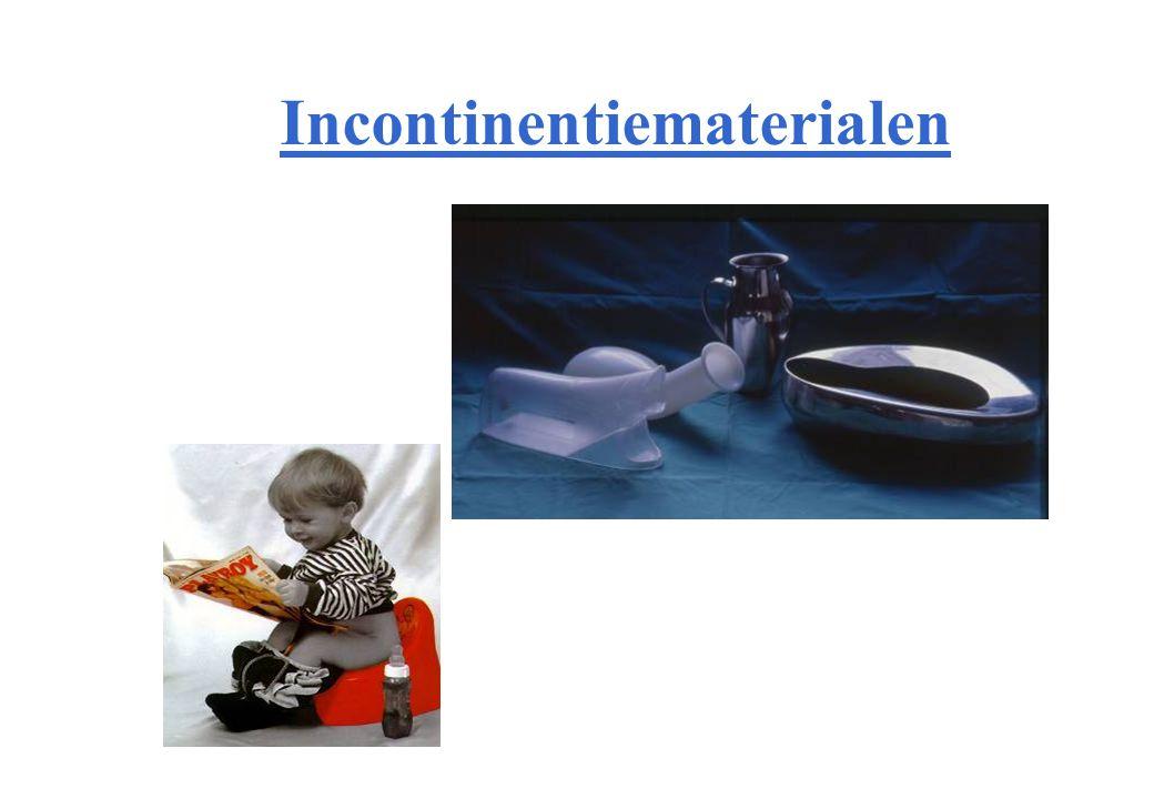 Incontinentiematerialen