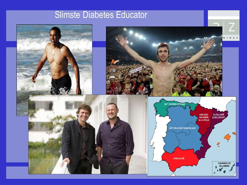 Slimste Diabetes Educator