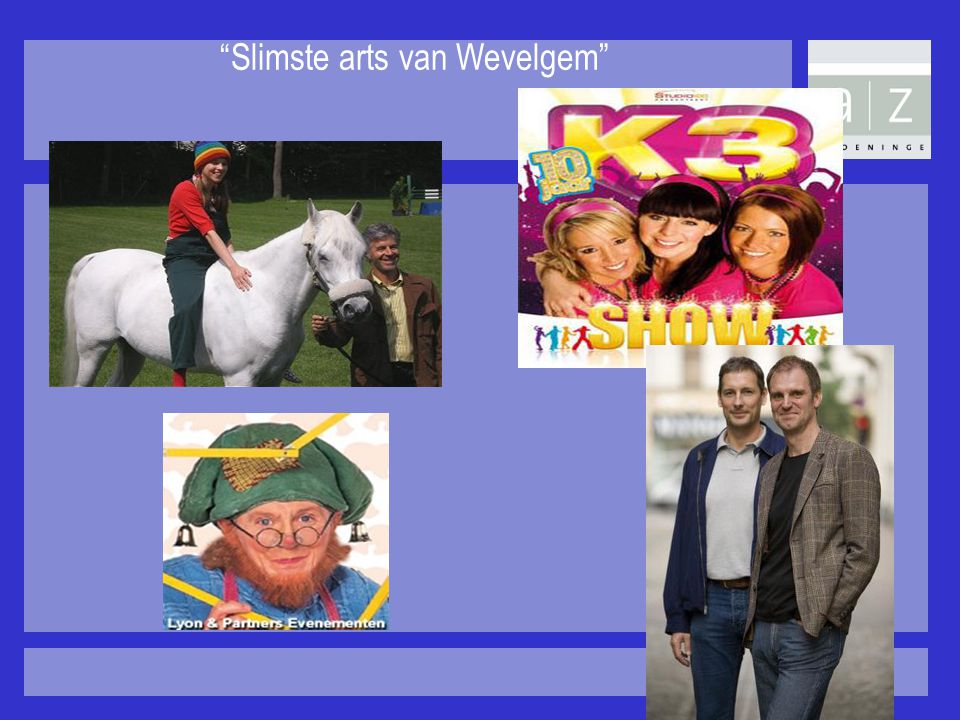 Slimste arts van Wevelgem
