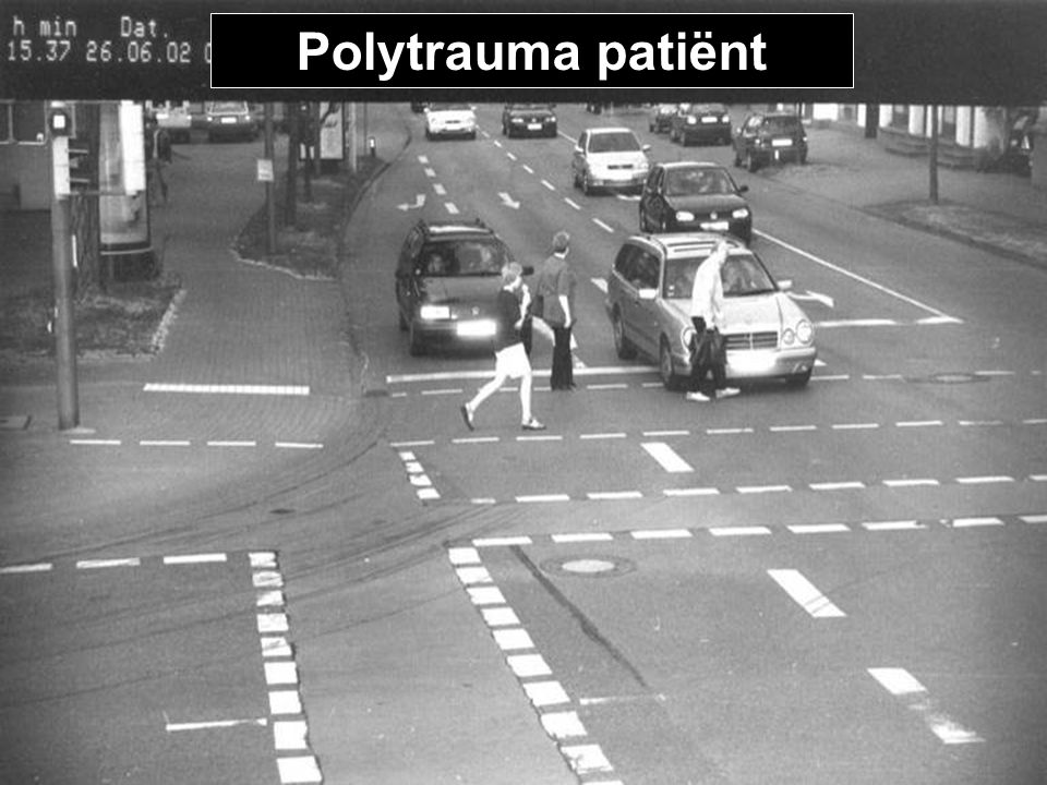 Polytrauma patiënt