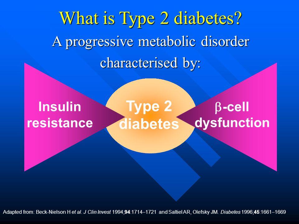 A progressive metabolic disorder