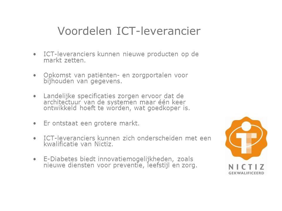 Voordelen ICT-leverancier