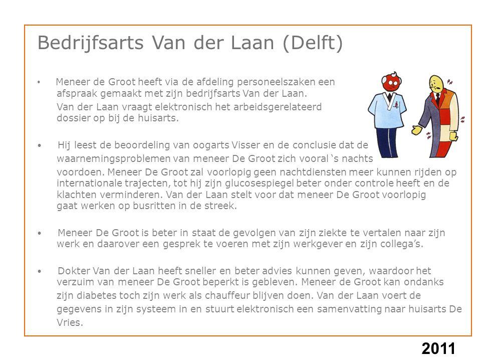 Bedrijfsarts Van der Laan (Delft)