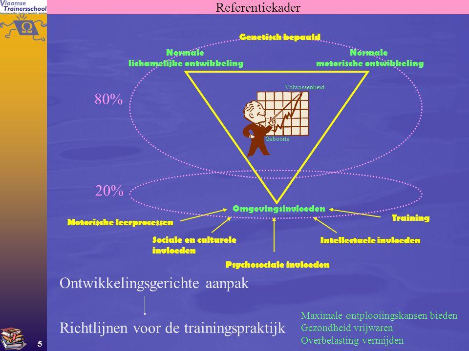 lichamelijke ontwikkeling motorische ontwikkeling