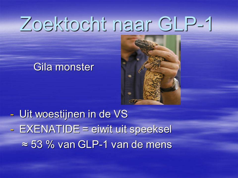 Zoektocht naar GLP-1 Gila monster Uit woestijnen in de VS