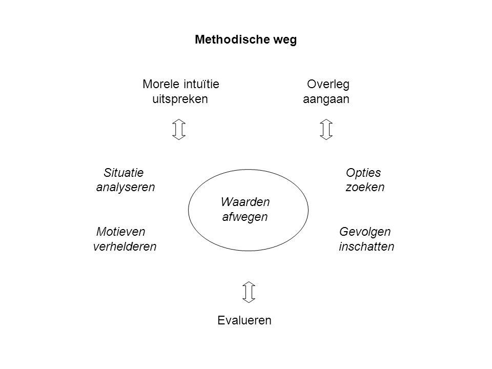 Morele intuïtie Overleg