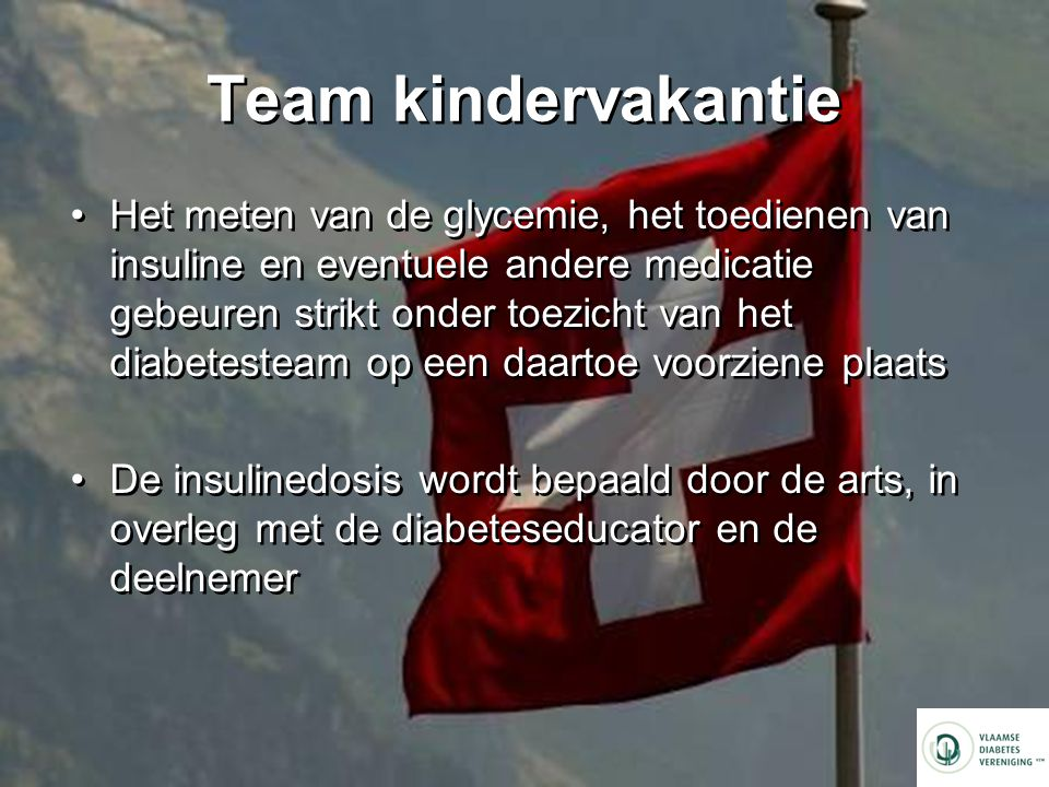 Team kindervakantie
