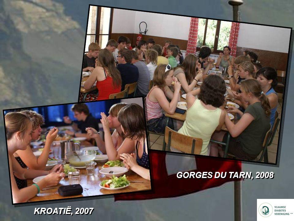 GORGES DU TARN, 2008 KROATIË, 2007