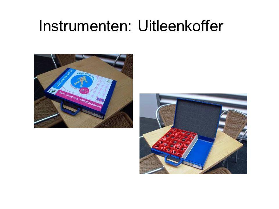 Instrumenten: Uitleenkoffer