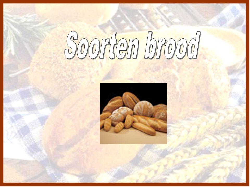 Soorten brood