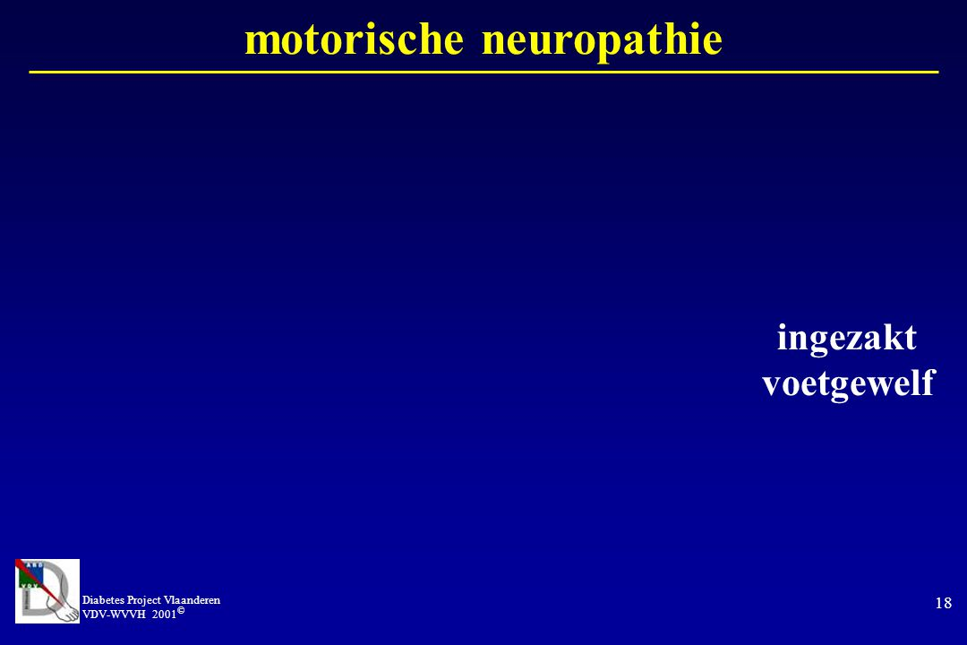 motorische neuropathie