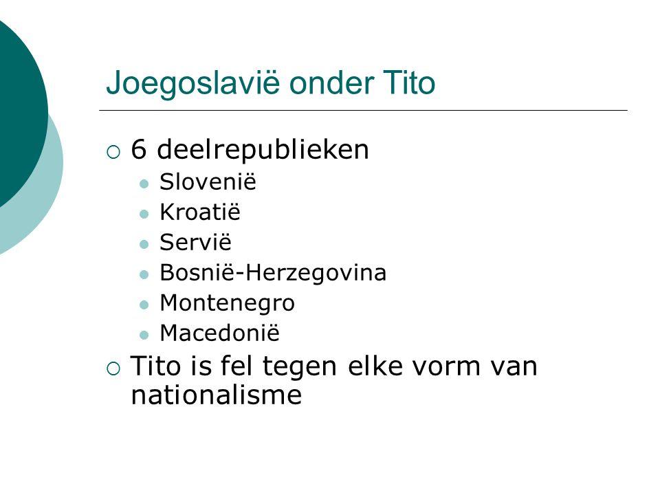 Joegoslavië onder Tito