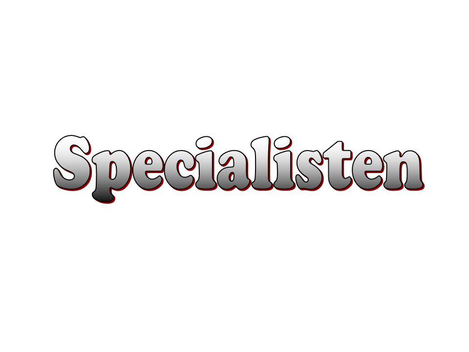 Specialisten