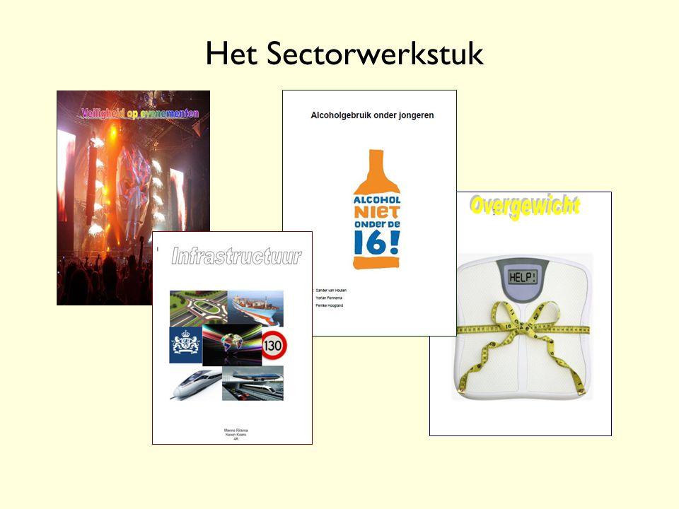 Het Sectorwerkstuk