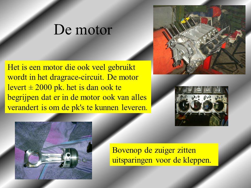 De motor