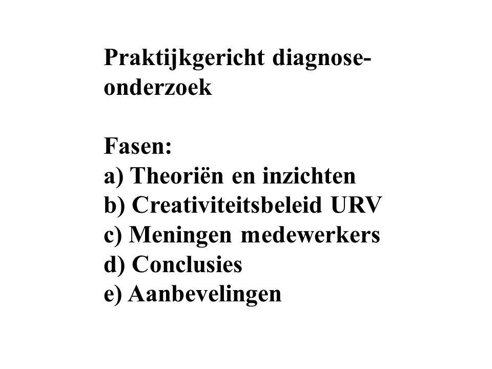Praktijkgericht diagnose-onderzoek