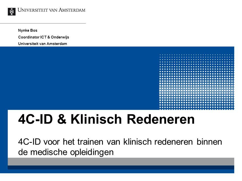 4C-ID & Klinisch Redeneren