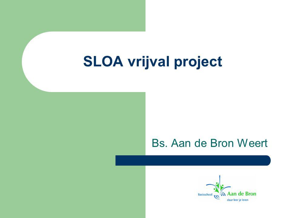 SLOA vrijval project Bs. Aan de Bron Weert