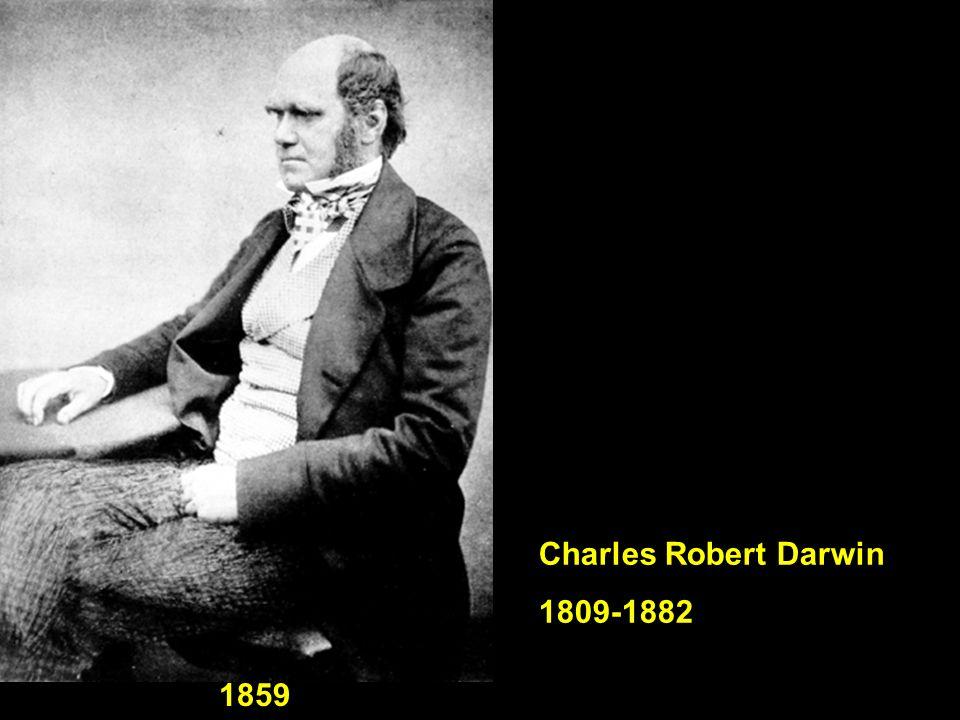 1859 Charles Robert Darwin 1809-1882 Ca. 1840