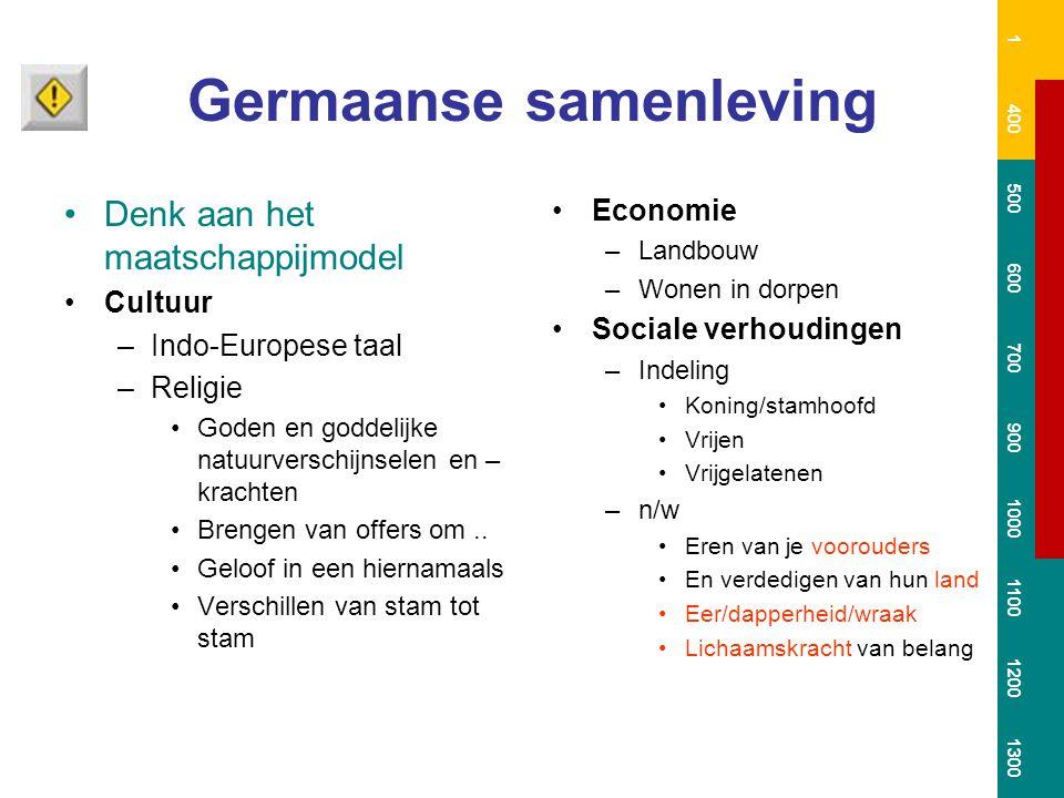 Germaanse samenleving