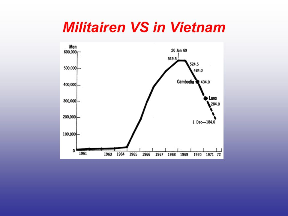 Militairen VS in Vietnam