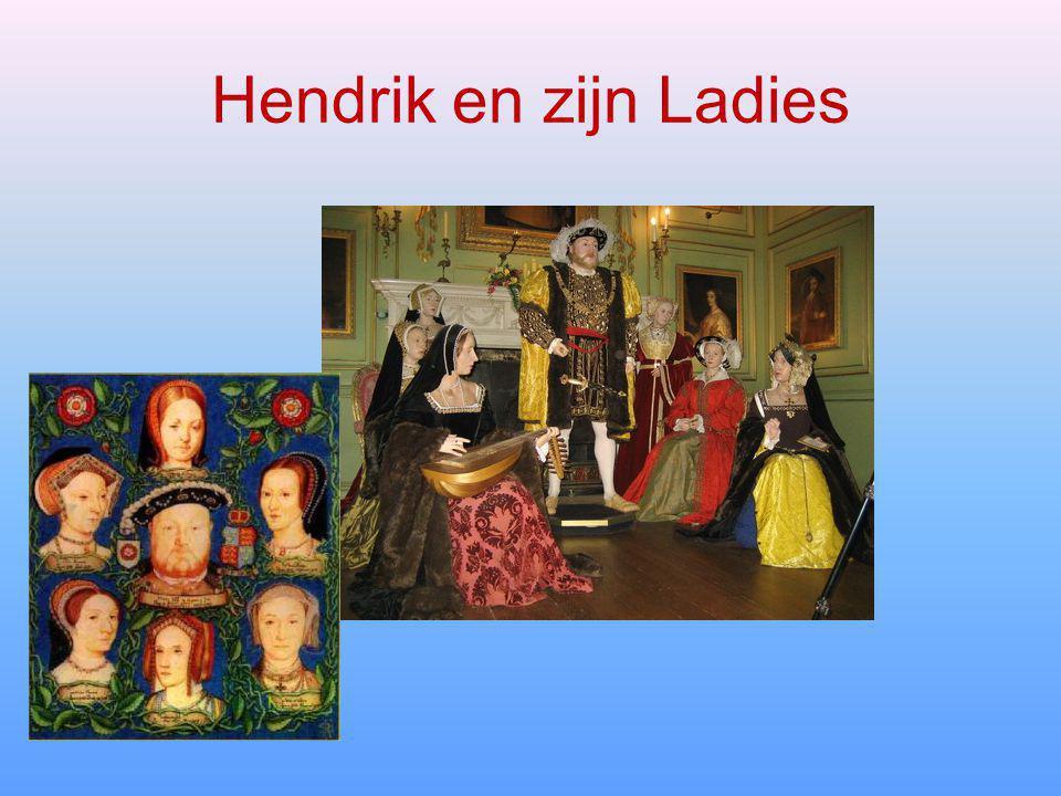 Hendrik en zijn Ladies