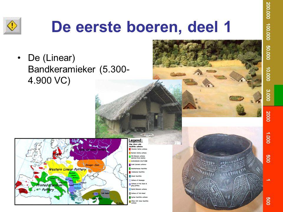 De eerste boeren, deel 1 De (Linear) Bandkeramieker (5.300-4.900 VC)
