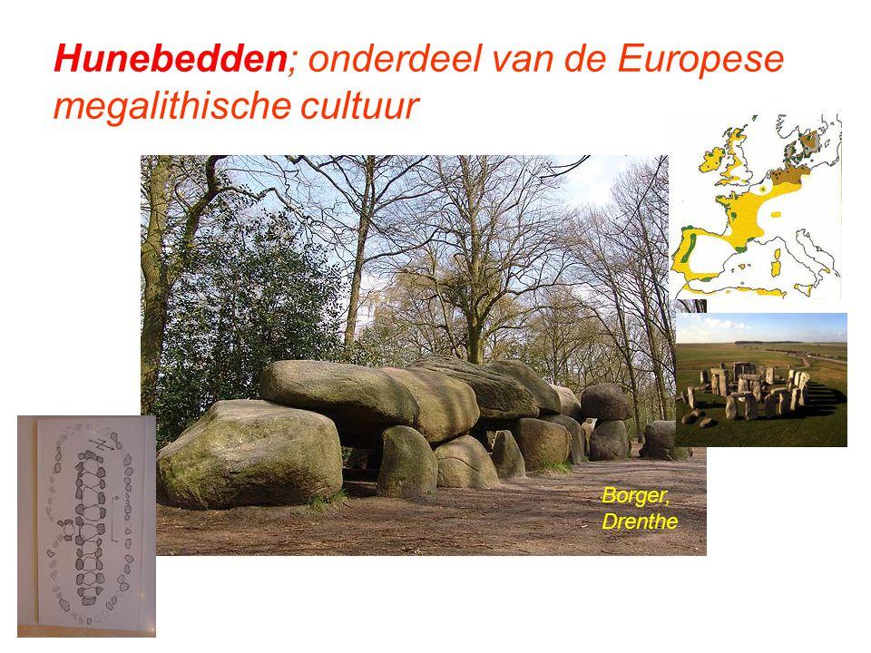 Hunebedden; onderdeel van de Europese megalithische cultuur