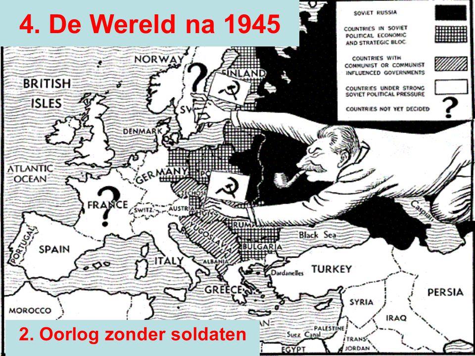 2. Oorlog zonder soldaten