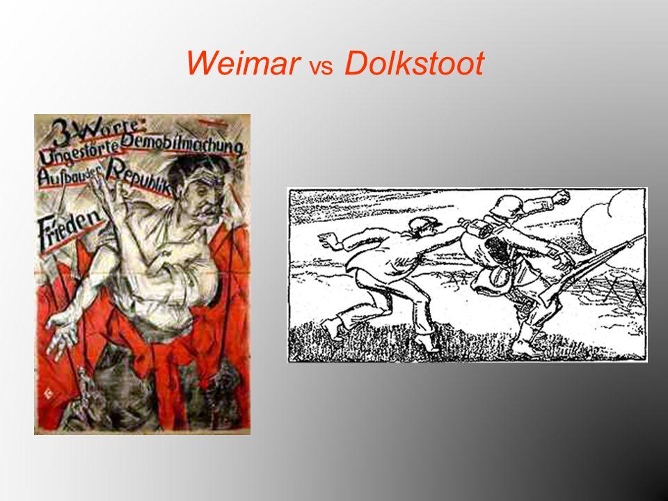 Weimar vs Dolkstoot