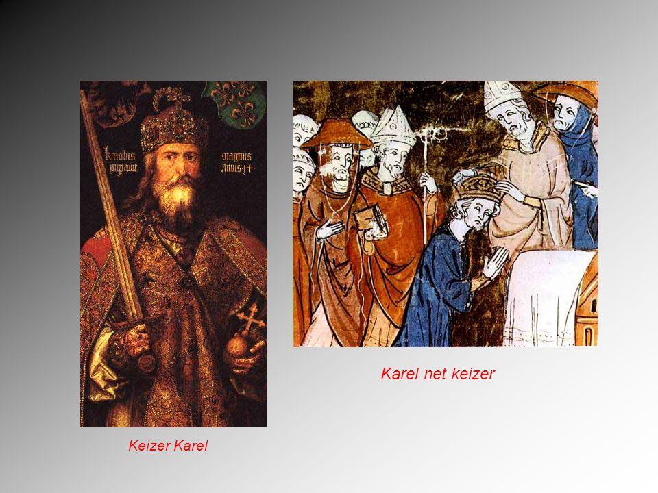 Karel net keizer Keizer Karel