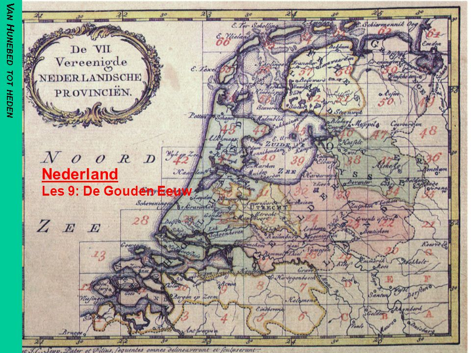 Nederland Les 9: De Gouden Eeuw